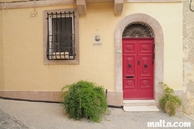 Nice door in the Attard's streets