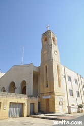The Saint Maria of Angels Church in Bahar Ic Caghaq