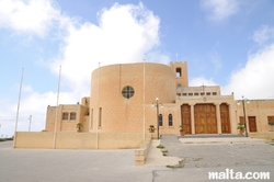 Bahrija parish Church