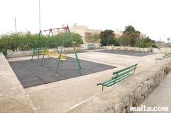 Small Playground in Bahrija