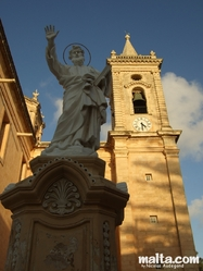 Church of Balzan
