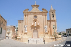 Parish Church Annunciation in Balzan