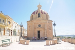 Chapel Holy family in Bidnija
