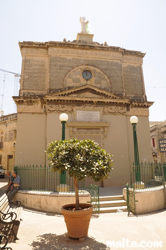 Image result for st. paul church birkirkara
