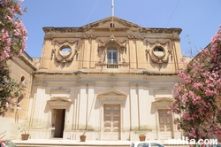 Church St Alphonse Liguori in Birkirkara