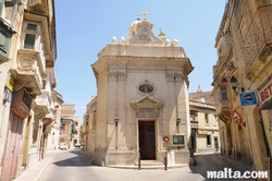 St Anthony and St Catherine's chapel in Birkirkara