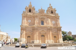 St. Helen Church in Birkirkara