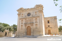 The Old Church of Birkirkara