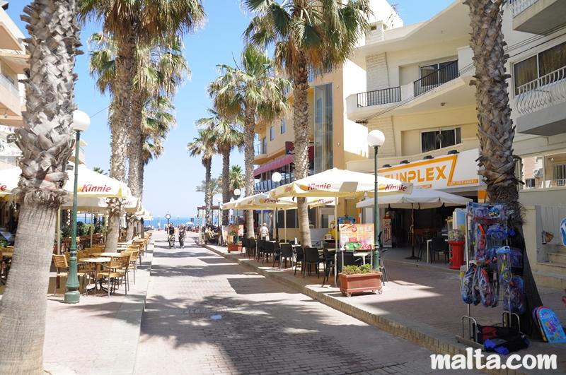 Bugibba Malta Information And Interests