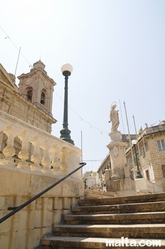 Immaculate Conception Church in Bormla