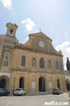 Church and Friary of the Holy Cross in Floriana