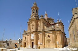 Fontana parish church gozo