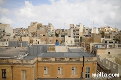 Gzira from the Roof