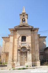 Chapel St Peter in Marsaxlokk