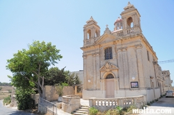 Church of Our Lady of Snow near Marsaxlokk