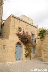 House in Mdina