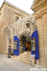 Jewellery in Mdina