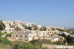 Nice villas of Mellieha