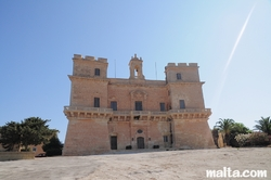 The Selmun Palace of Mellieha