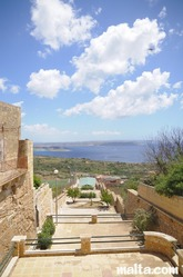 Beautiful view from Nadur gozo