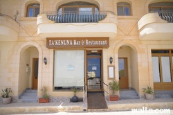 Ta kenuna bar & restaurant in nadur gozo