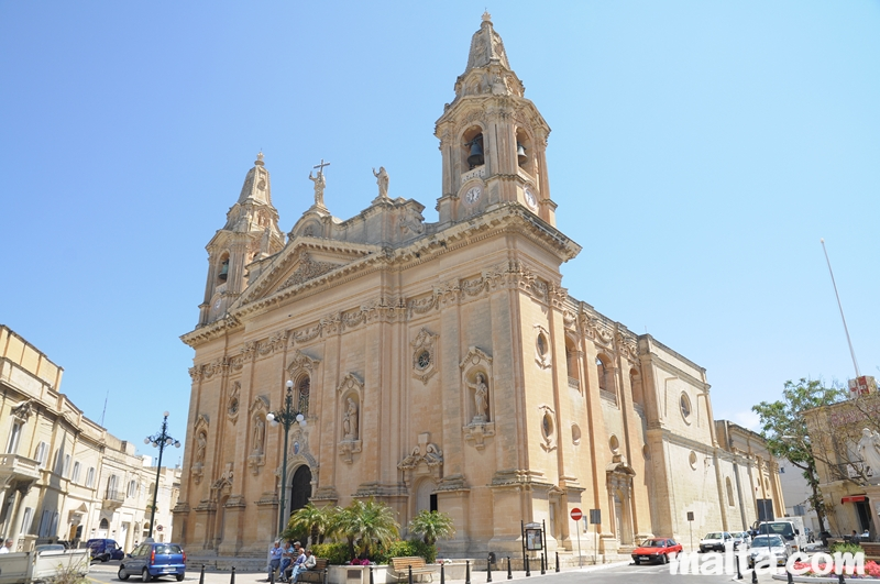 Naxxar Malta  Information and interests