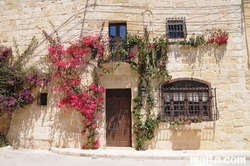 Nice house front in Naxxar