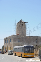 Old Windmill in Naxxar
