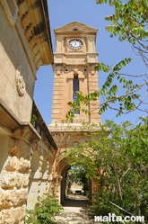 The pembroke clock tower