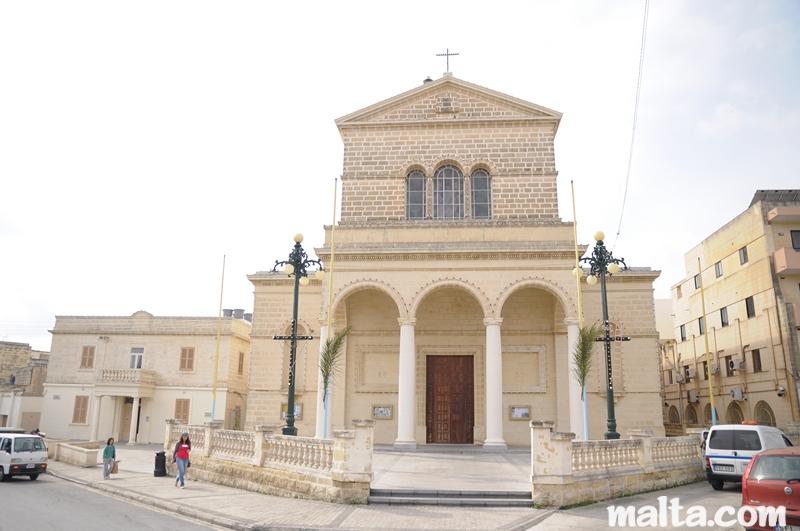 San Gwann Malta  Information and interests