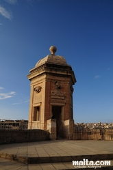 Gardjola watchtower of Senglea