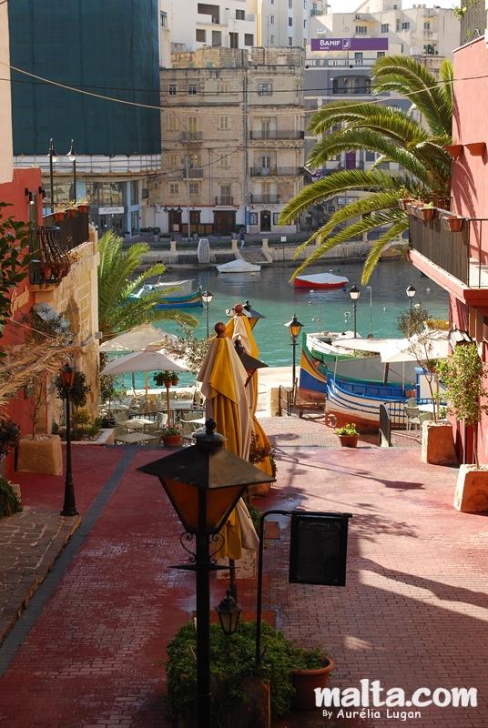 St Julians Malta Information And Interests