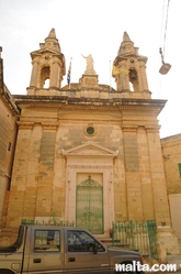 Assumption church of Tarxien