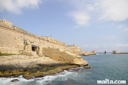 Fort St Elmo in Valletta