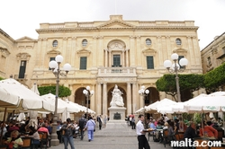 National Library of Valletta