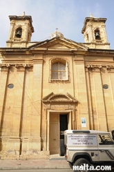 Church of the Annunciation of Trapani in Zabbar