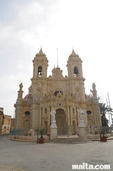 Our Lady of Grace parish church of Zabbar