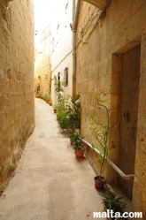 Small street in Zabbar