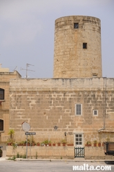 Old Windmill in Zurrieq