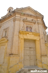St James church in Zurrieq