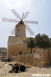 Xarolla Windmill in Zurrieq