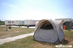 accommodation - camping