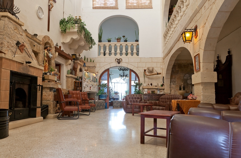 St Joseph Home Hostel Hotel Ghajnsielem Gozo Malta