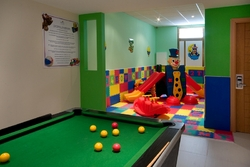 Games Room at bayview hotel