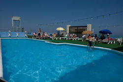 Cerviola hotel swimming pool