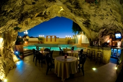 Cave Bar at the Pergola Hotel Mellieha