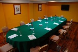 Apollo Room Boardroom  at the Seashells resort at suncrest