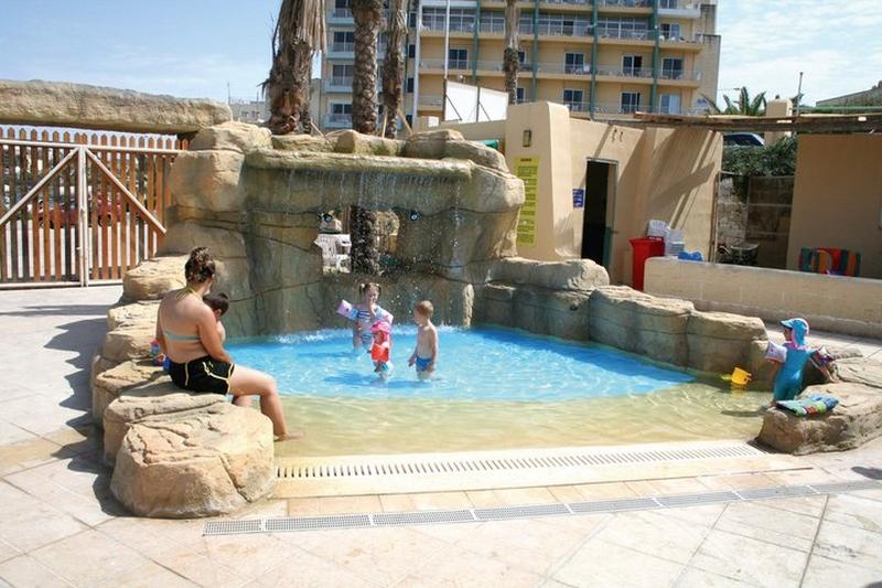 Sunny Coast Resort Club, Hotel - Qawra, North-Malta, Malta