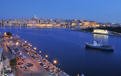 panoramic view from balconies or roof of the Marina hotel.jpg