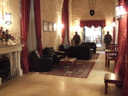 Bowyer house tarxien lounge sitting room